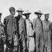 """Herero-Aufstand 1904: Gefangene in Ketten (1904/05)  """""""